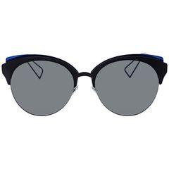 Kính Mát Dior Ama Club Gray Oval Men's Sunglasses