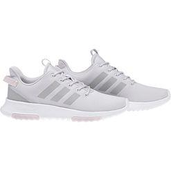 Adidas Damen Essentials Lite Racer Schuhe Rot B44655