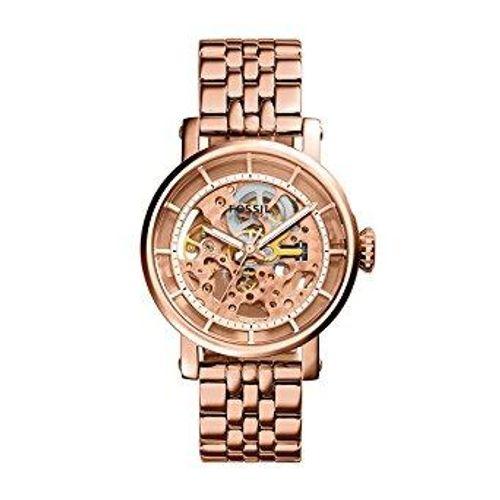 Đồng hồ Fossil ME3065 lộ máy độc đáo dành cho nữ