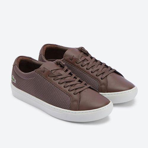 Giày Thể Thao Lacoste L.12.12 Lightweight  Màu Nâu
