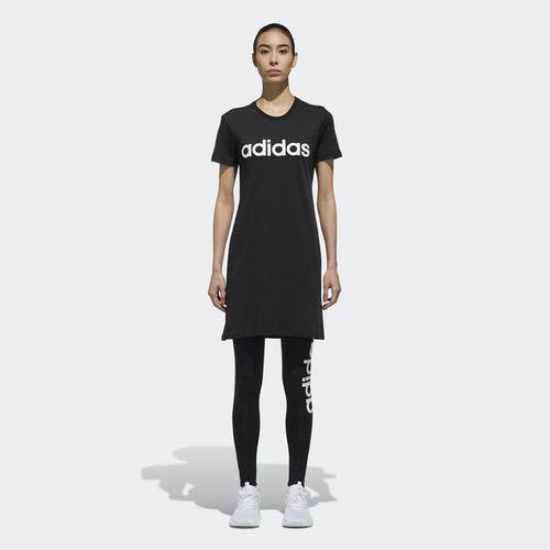 Áo Adidas W Sport Inspired Dress Black DM2050 Size M