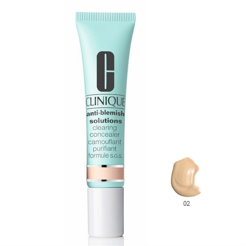 Kem Che Khuyết Điểm Trị Mụn Clinique Anti-Blemish Solutions Clearing Concealer 10ml
