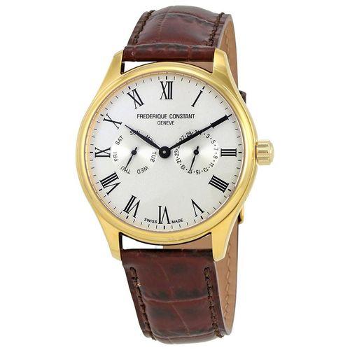 Đồng Hồ Frederique Constant Classics Silver Dial Men's Watch 259WR5B5