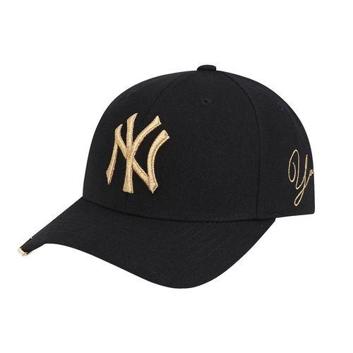 Mũ MLB New York Yankees Heroes Adjustable Cap Màu Đen