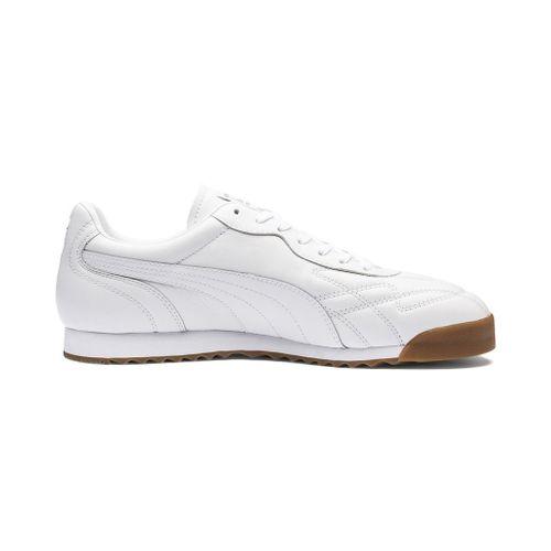 Giày Thể Thao Nam Puma Roma Anniversario Màu Trắng Size 39