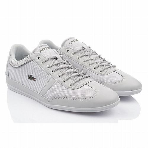 Giày Thể Thao Lacoste Misano Sport 218 (Trắng)