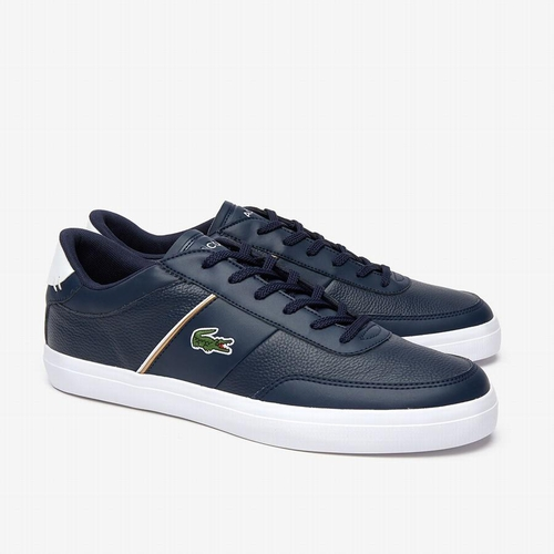 Giày Thể Thao Lacoste Court Master 319 (Xanh Navy) Size 41