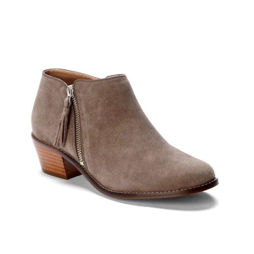 Giày Boot Nữ Vionic W Joy Serena Ankle Boot (10000681) Greige - Us 7.5