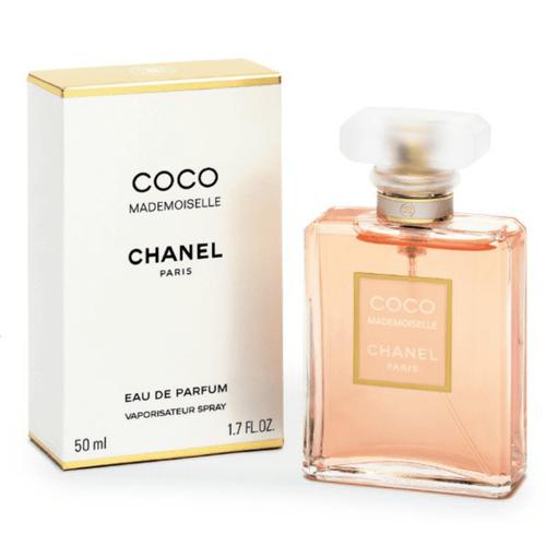 Nước Hoa Chanel Coco Mademoiselle Thanh Lịch, 50ml
