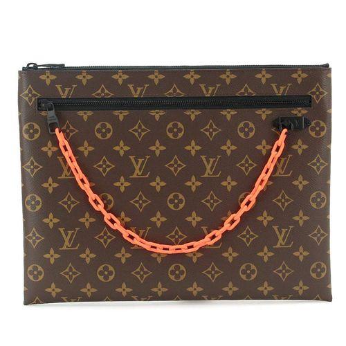 Túi Louis Vuitton Pochette A4 Clutch