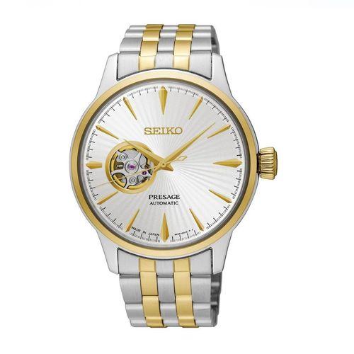 Đồng hồ Seiko Presage Automatic SSA358 Hở Tim Cho Nam