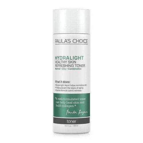Nước Hoa Hồng Dành Cho Mọi Loại Da Paula's Choice Hydralight Healthy Skin Refreshing Toner 190ml