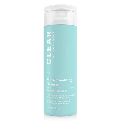 Sữa Rửa Mặt Hỗ Trợ Giảm Mụn Và Se Khít Lỗ Chân Lông Paula's Choice Clear Pore Normalizing Cleanser 177 ml