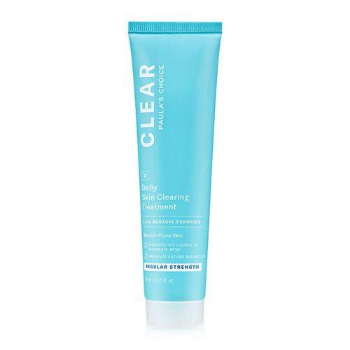 Kem Hỗ Trợ Giảm Mụn Paula's Choice Clear Regular Strength Daily Skin 60ml