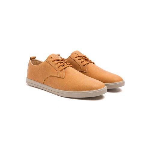 Giày Casual Nam CLAE Ellington Leather (CLA01246) Màu Vàng Da Bò - US 11
