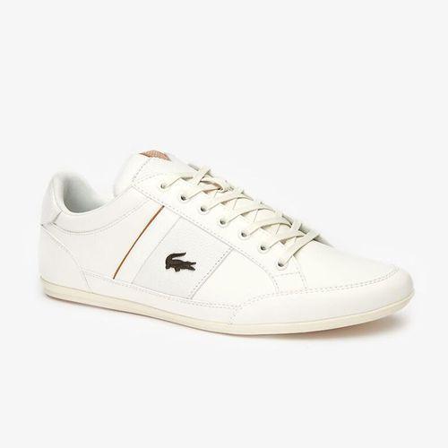 Giày Lacoste Chaymon 319 (Trắng Sữa) Size 41
