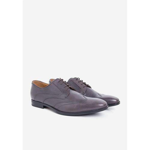 Giày Tây Geox U NEW LIFE B Màu Xám Size 44