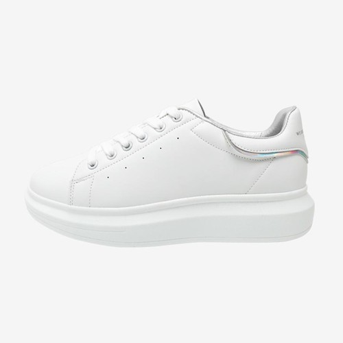 Giày Domba High Point Ps White/Prism H-9015 Màu Trắng Size 39