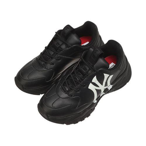 Giày MLB Big Ball Chunky Mickey NewYork Yankess Màu Đen Size 280