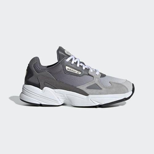 Giày Adidas Falcon Grey One Two Grey Four EE5106