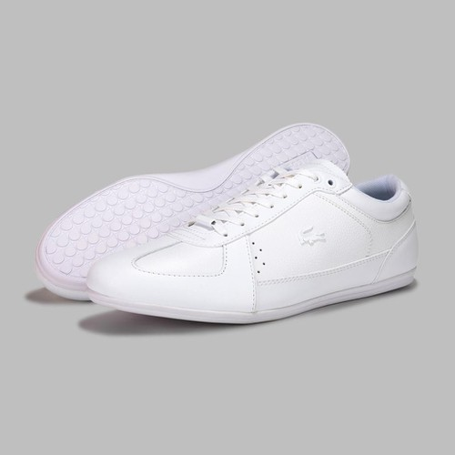 Giày Thể Thao Lacoste Evara 419 (Trắng) Size 39.5