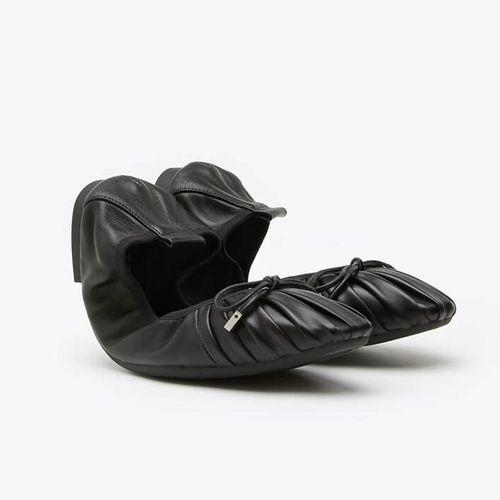 Giày Bệt Nữ Pazzion 733-3 - BLACK - Size 36