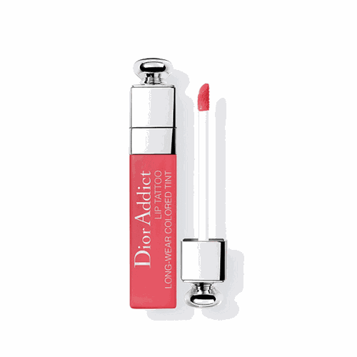 Son Dior Addict Lip Tattoo 451 Natural Coral Màu Hồng San Hô
