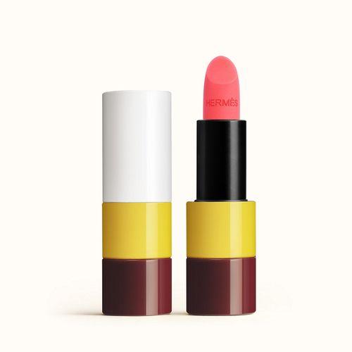 Son Rouge Hermès Limited 27 Rose Inoui – Màu Hồng San Hô Neon Phiên Bản Giới Hạn
