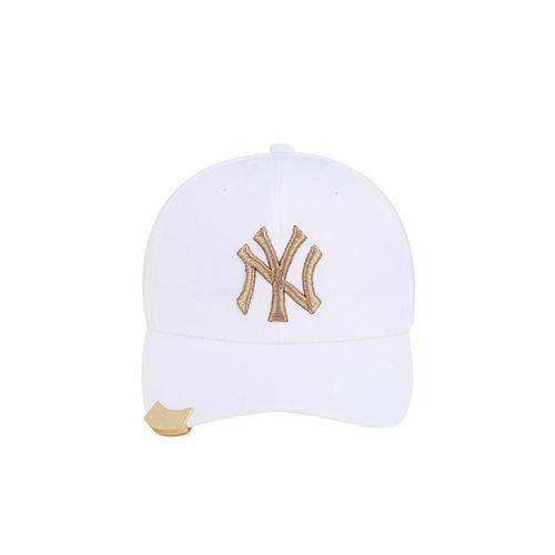 Mũ MLB Heroes Adjustable Cap New York Yankees Màu Trắng