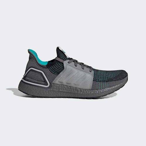 Giày Thể Thao Adidas Ultraboost 19 Màu Xám Đen