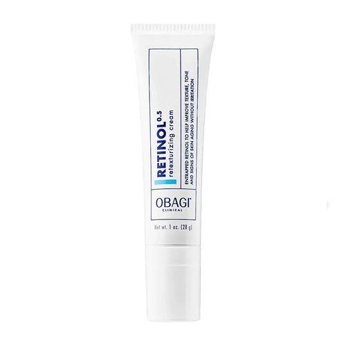 Kem Dưỡng Hỗ Trợ Giảm Nám, Sạm, Tàn Nhang Obagi Clinical Retinol 0.5 Retexturizing Cream 28g