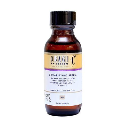 Serum Hỗ Trợ Trẻ Hóa Da Obagi-C Rx C-Clarifying Serum Normal to Dry 30ml