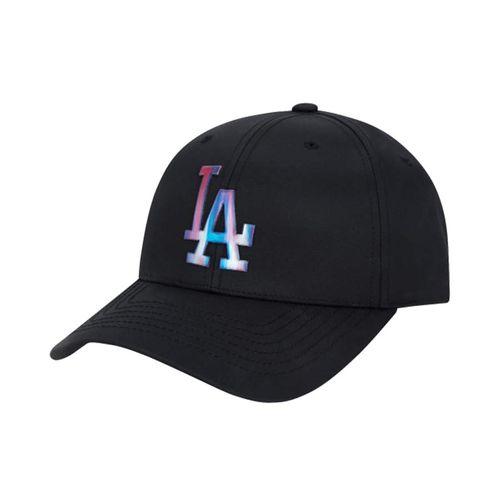 Mũ MLB Gradation Hologram Adjustable Cap LA Dodgers 32CPKZ011-07L Màu Đen