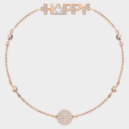 Vòng Đeo Tay Swarovski Remix Collection Happy Bracelet