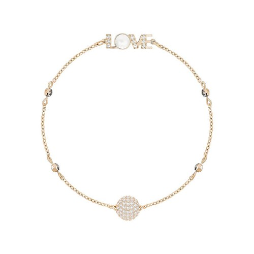 Vòng Đeo Tay Swarovski White Remix Collection Love Bracelet