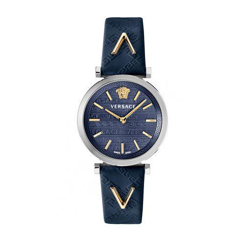 Đồng Hồ Versace V-Twist Blue - VELS00119