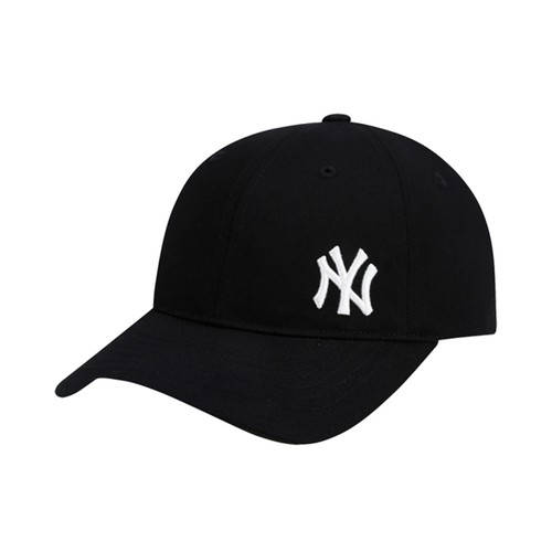 Mũ MLB Script Tail Ball Cap New York Yankees 32CPIJ011-50L Màu Đen