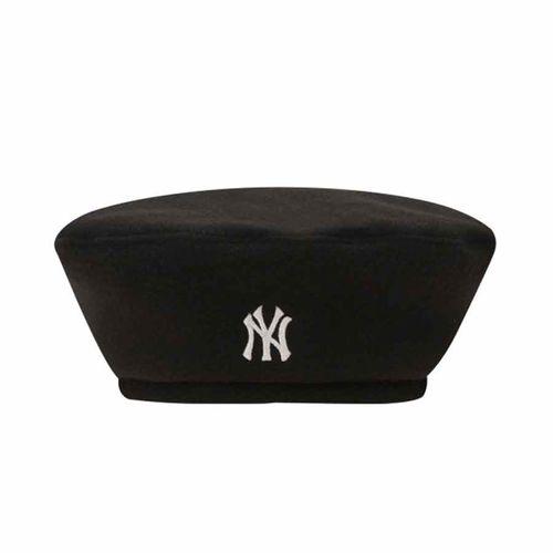 Mũ MLB Flex Beret New York Yankees 32CPVB011-50L Màu Đen