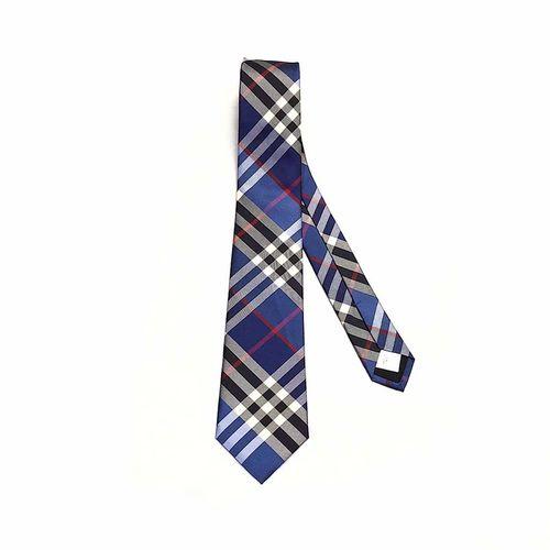 Cà Vạt Burberry London England Check Cravate Phối Màu