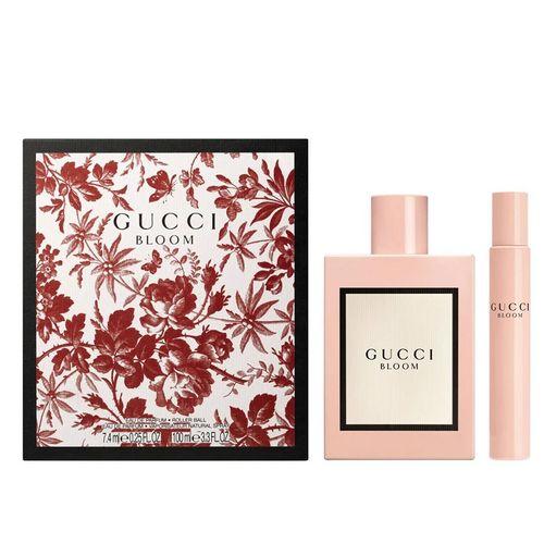 Set Nước Hoa Nữ Gucci Bloom EDP - Tinh Tế Và Sang Trọng