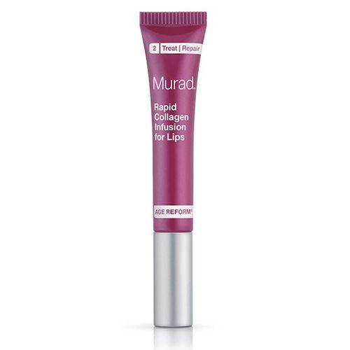 Serum Bổ Sung Collagen Cho Môi Murad Rapid Collagen Infusion For Lips 10ml