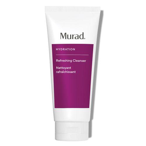 Sữa Rửa Mặt Và Tẩy Trang Hỗ Trợ Làm Sạch Sáng Da Murad Refreshing Cleanser 200ml