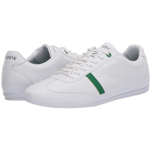 Giày Thể Thao Lacoste Misano 120 Màu Trắng