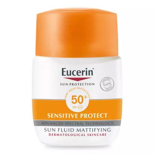 Kem Chống Nắng Eucerin Sun Fluid Mattifying SPF 50+, 50ml