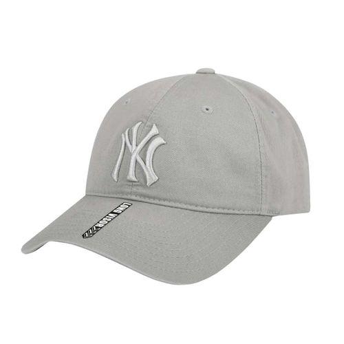 Mũ MLB Long Visor 32CP55111-50M Màu Xám