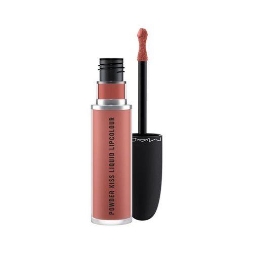 Son Kem Mac Powder Kiss Liquid Lipcolour 2020 Màu 989 Mull It Over Cam Hồng Đất