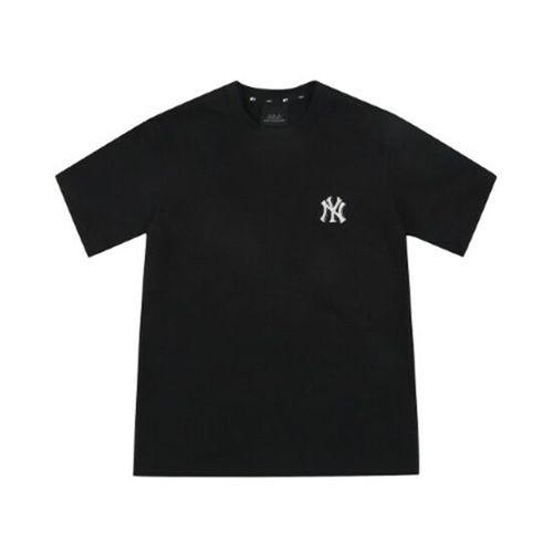 Áo Phông MLB Common Back Big Short Sleeve T-shirt 31TS03131-50L Màu Đen Size XL