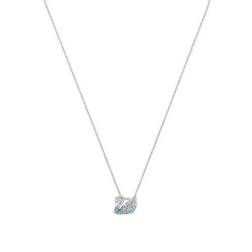 Dây Chuyền Swarovski Iconic Swan Pendant Necklace Nhỏ
