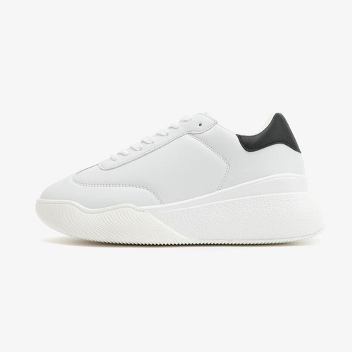 Giày Domba High Point New Wave (White/Black) NW-9601 Màu Trắng Đen Size 40