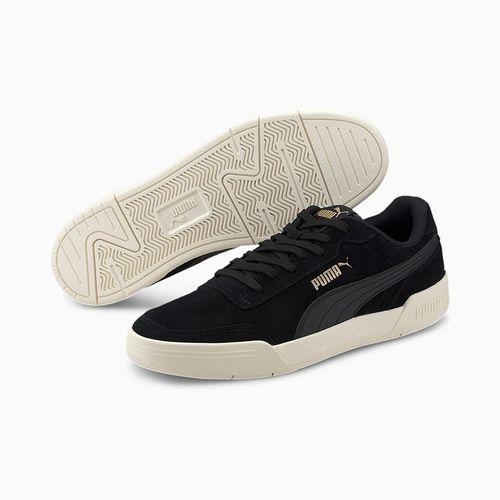 Giày Thể Thao Puma Caracal Suede Màu Đen Size 40